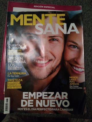 Revista mente sana