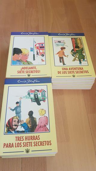 """Colección """"siete secretos"""""""
