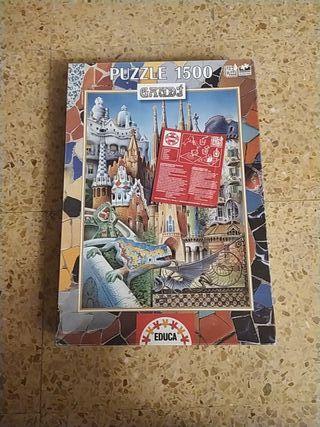 Puzzle de 1500 piezas