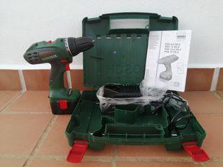 Taladro Atornillador Bosch a batería