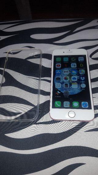 iphone 7 Oro Rosa