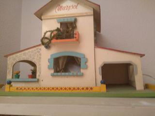 Casa muñecas años 60-70