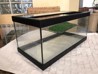 acuario tortuguera 40x20x18