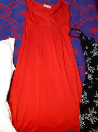 lote de tres vestidos, muy cómodos