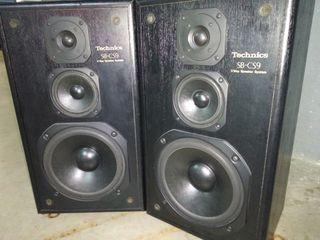 Altavoces SB-CS9 Technics 200+200 W