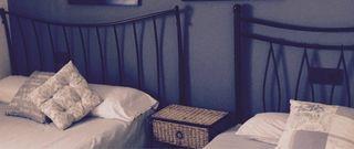 Cabezales de forja para cama 150+cama 90cm