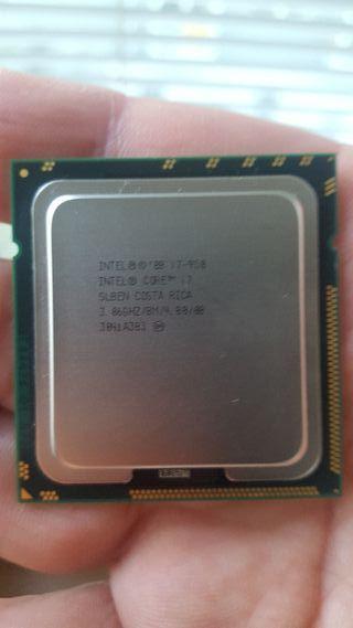Procesador intel i7 950