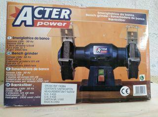 Amoladora marca Acter power