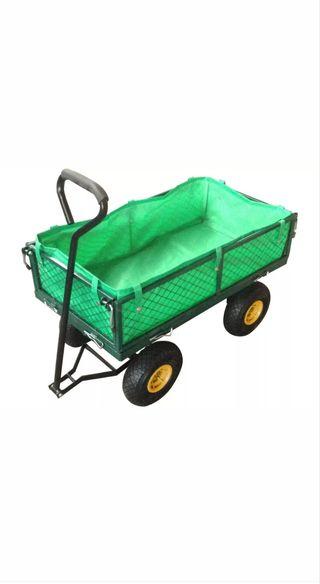 carrito para jardín
