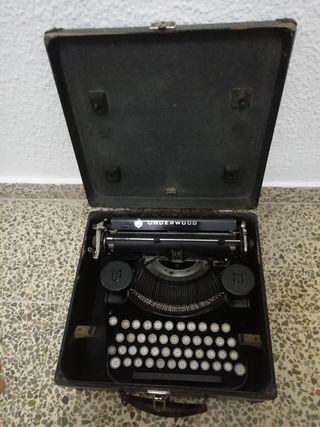 Machina de escribir!! (UNDERWOOD).