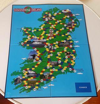 Juego Discovering Ireland