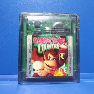 Juego Nintendo Game Boy Color Donkey Kong Country