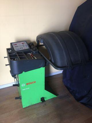 Maquinsas para neumáticos