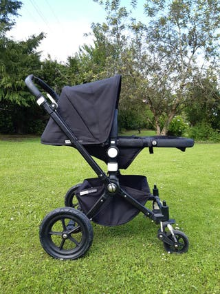 Bugaboo Camaleon All Black Limited Edition