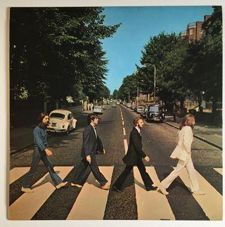 Ed. rara de The Beatles Abbey Road Disco Vinilo Lp