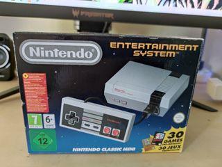 Nintendo Classic Mini nueva