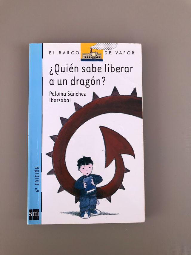 Libro: ¿Quién sabe liberar a un dragón?
