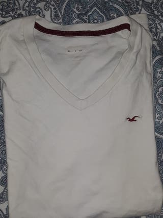Camiseta hollister XL