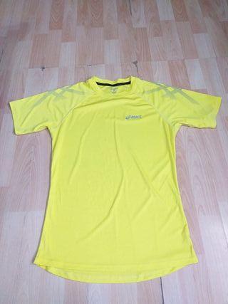 camisa asics