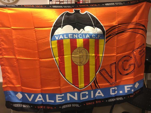 Bandera Valencia C.F.