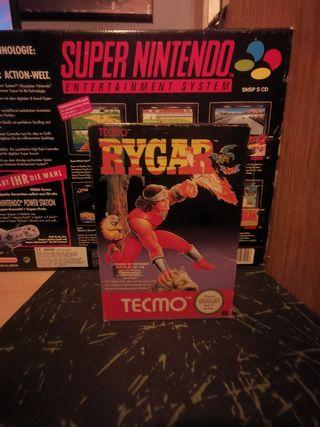 RYGAR NINTENDO 8 BITS