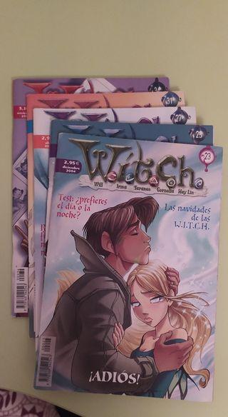Witch comics
