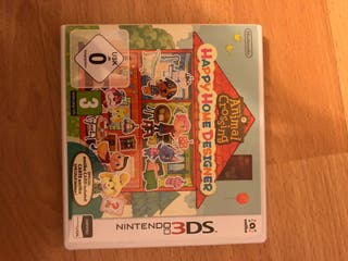 Juego Animal crossing home dessigner