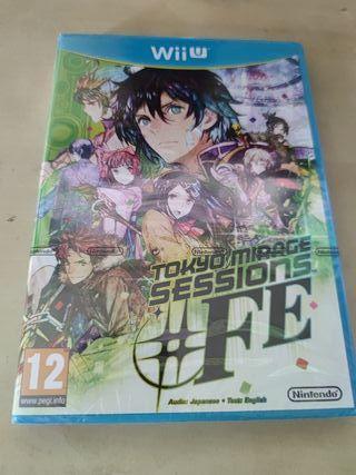 Tokyo Mirage Sessions Wii U