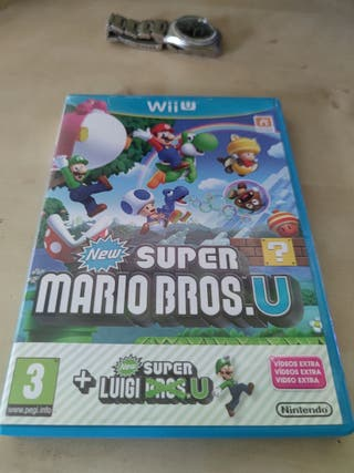 Super Mario Bros U + Luigi Wii U