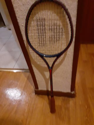 Raqueta antigua Donnay