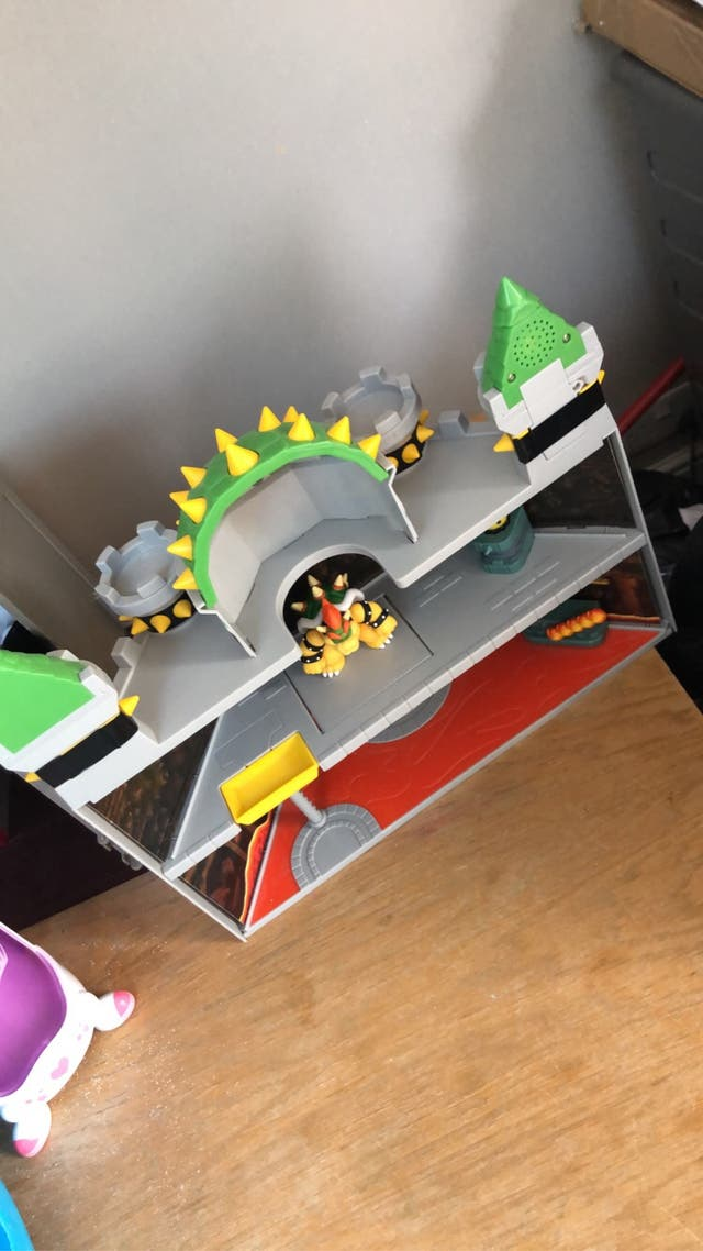 Browser castle