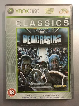 Juego Deadrising XBOX