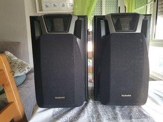 altavoces technics 160W
