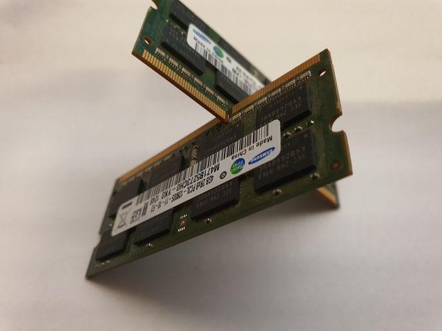 8Gb memoria ram ( 4x2 ) 2Rx8 PC3L - 12800S