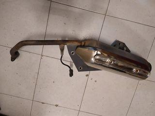 Tubo de escape Honda SH 125i