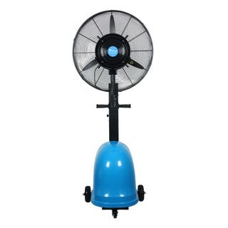 Ventilador con nebulizador 260w 1,75cm altura
