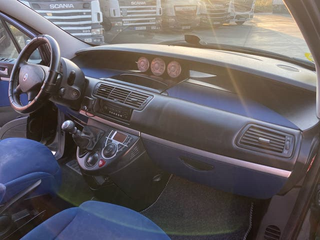 Fiat Ulysse 2007