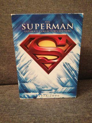 Colección Superman 1978-2006