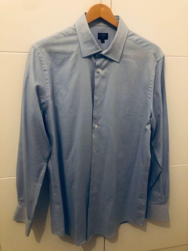 Camisa Mr Blue