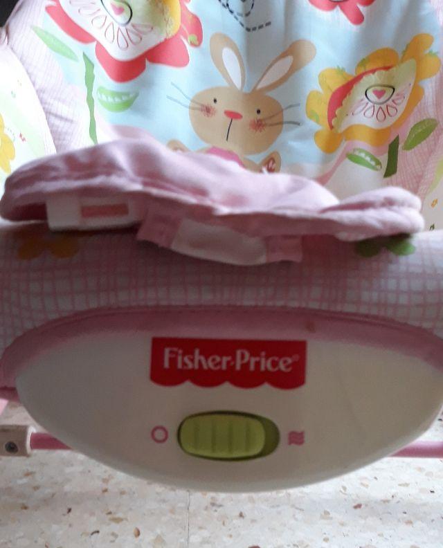 Hamaca balancín Fisher-Price