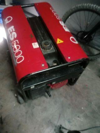 Generador Honda GX270 9.0