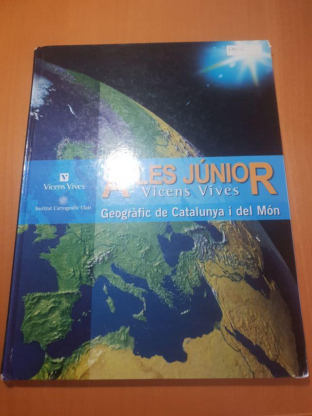 Atlas Júnior; Vicens Vives