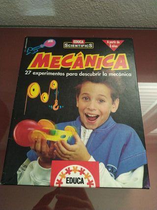 juego mecánica