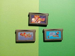 Juegos Gameboy Advance