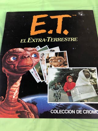 Álbum de cromos ET