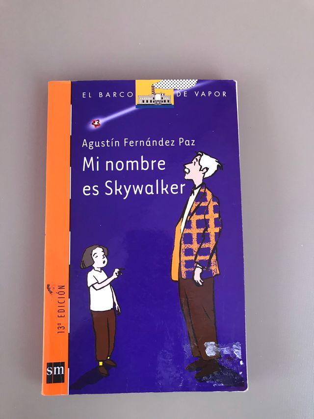 Libro: Mi nombre es Skywalker