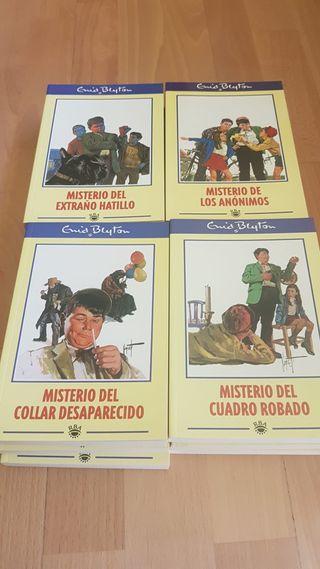 """Colección """"misterios"""""""