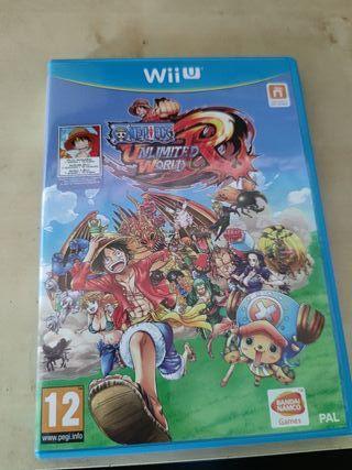 One Piece + DLC Wii U
