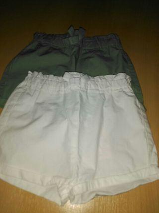 lote 2 pantalones 18_24 sin estrenar
