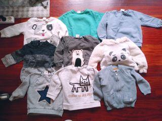 Lote jerseys Zara 18-24 meses
